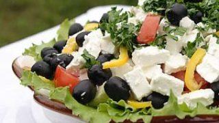 Миниатюра к статье Греческий салат