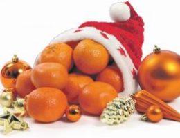Миниатюра к статье Мандарины с апельсиново-коньячным соусом