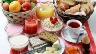 Миниатюра к статье Полезный завтрак