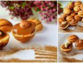 Миниатюра к статье Печенье «Орешки»