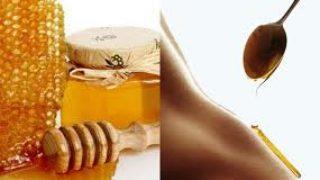 Мед, папаверин и кофеин – эффективное домашнее обертывание от целлюлита
