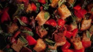Миниатюра к статье Хлебный салат