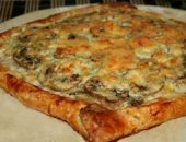 Миниатюра к статье Рецепт пирогов с грибами