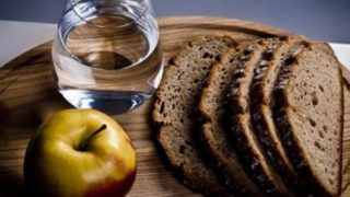 Великий пост 2019 для мирян: календарь питания