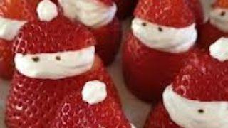 Десерты на Новый год 2013