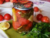 Миниатюра к статье Маринованные помидоры с аспирином на зиму