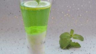 Миниатюра к статье Безалкогольный детский слоеный коктейль «Пегги-Клаб»