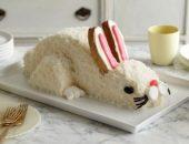 Миниатюра к статье Сырный кролик к Пасхе