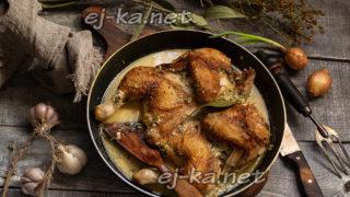 цыпленок чмеркули