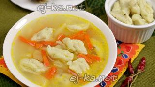 клецки для супа