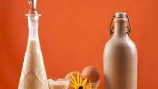 Миниатюра к статье Домашний яичный ликер