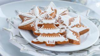 Рецепты печенья на Новый год 2019