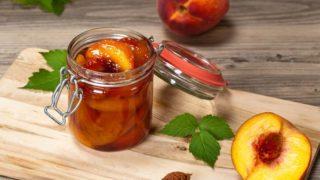 Варенье из персиков на зиму: